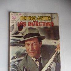 Tebeos: DOMINGOS ALEGRES LOS DETECTIVES Nº 515 ORIGINAL. Lote 61595416