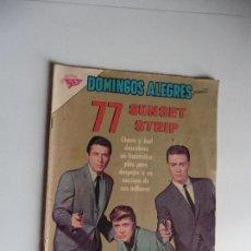 Tebeos: DOMINGOS ALEGRES 77 SUNSET ESTRIP Nº 473 ORIGINAL. Lote 61732280