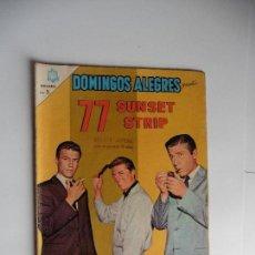 Tebeos: DOMINGOS ALEGRES 77 SUNSET ESTRIP Nº 545 ORIGINAL. Lote 61732520
