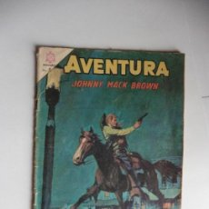 Tebeos: JOHNNY MACK BROWN Nº 407 AVENTURA NAVARO ORIGINAL. Lote 61810608