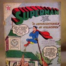 Tebeos: TEBEO O COMIC SUPERMAN, Nº 217, DICIEMBRE 1959, EDITORIAL NOVARO. Lote 62002068