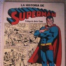 Tebeos: COMIC SUPERMÁN. Lote 62182720