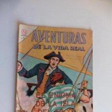Tebeos: AVENTURAS DE LA VIDA REAL Nº 102 ORIGINAL. Lote 62326688