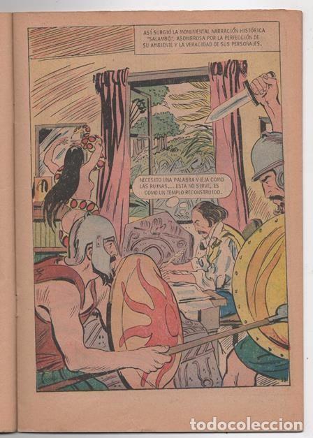 Tebeos: VIDAS ILUSTRES # 216 NOVARO 1968 GUSTAVO FLAUBERT MADAME BOVARY BUEN ESTADO - Foto 3 - 62715404