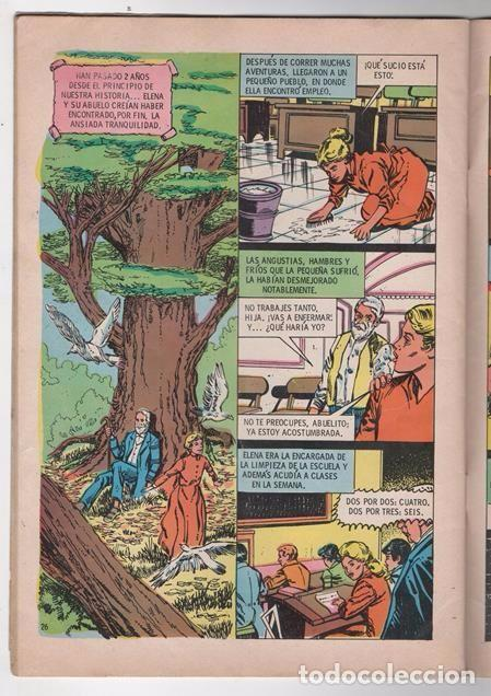 Tebeos: VIDAS ILUSTRES # 323 NOVARO 1973 CHARLES DICKENS ALMACEN DE ANTIGUEDADES AVENTURAS DE UN JUGADOR - Foto 3 - 62739176