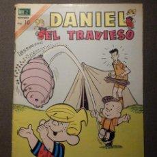Tebeos: TEBEO - DANIEL EL TRAVIESO - NOVARO - AÑO XI - Nº 158 1974 - AL AGUA PATOS -. Lote 62795900
