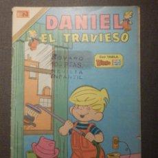 Tebeos: TEBEO - DANIEL EL TRAVIESO - NOVARO - AÑO XI - Nº 168 1975 - LA LLAMADA TELEFÓNICA -. Lote 62796880