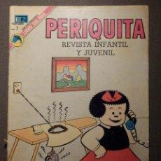 Tebeos: TEBEO - PERIQUITA - REVISTA INFANTIL - NOVARO - AÑO XIII - Nº 148 1973 -. Lote 62798720