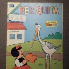 Tebeos: TEBEO - PERIQUITA - REVISTA INFANTIL - NOVARO - AÑO XV - Nº 183 - AÑO 1975 -. Lote 62799128