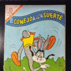 Tebeos: EL CONEJO DE LA SUERTE Nº 248 EDITORIAL NOVARO , AÑOS 60. Lote 62933748