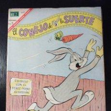 Tebeos: EL CONEJO DE LA SUERTE Nº 266 EDITORIAL NOVARO , AÑOS 60. Lote 62934208