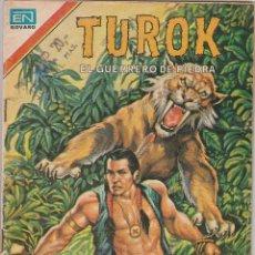 Tebeos: TUROK (EL GUERRERO DE PIEDRA) SERIE AGUILA (JUNIO 1979). Lote 63440860