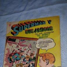 Tebeos: SUPERMAN Y SUS AMIGOS Nº 9 - 01-09-1956 - EL ROBOT MAGICO. Lote 63482980