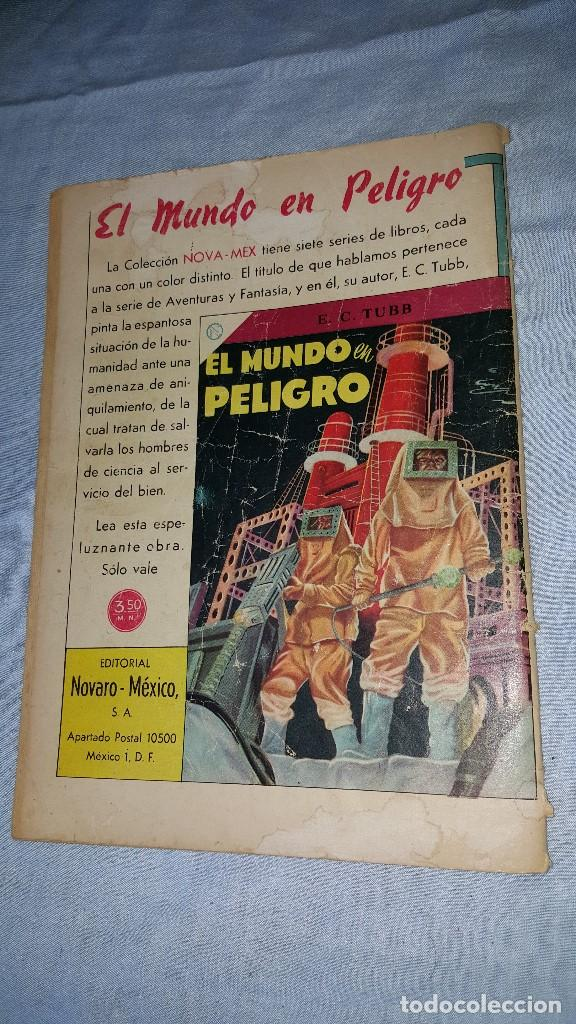 Tebeos: SUPERMAN Y SUS AMIGOS Nº 9 - 01-09-1956 - EL ROBOT MAGICO - Foto 3 - 63482980