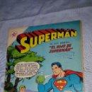 Tebeos: SUPERMAN Nº 194 - 08-07-1959 - EL HIJO DE SUPERMAN. Lote 63483644