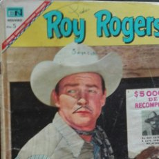 Tebeos: ROY ROGERS. Lote 63535891