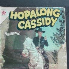 Tebeos: HOPALONG CASSIDY. Lote 63537760