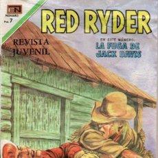 Tebeos: RED RYDER Nº 222 (1970). Lote 63629639