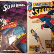 Tebeos: 2 COMICS DE SUPERMAN.. Lote 63785107