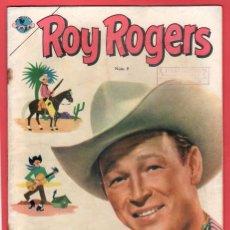 Tebeos: ROY ROGERS Nº 8 EDITORIAL EMSA ( DESPUES SEA -NOVARO ) MAYO 1953. Lote 64113639