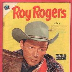 Tebeos: ROY ROGERS Nº 13 EDITORIAL EMSA ( DESPUES SEA- - NOVARO ) SEPTIEMBRE 1953. Lote 64113927