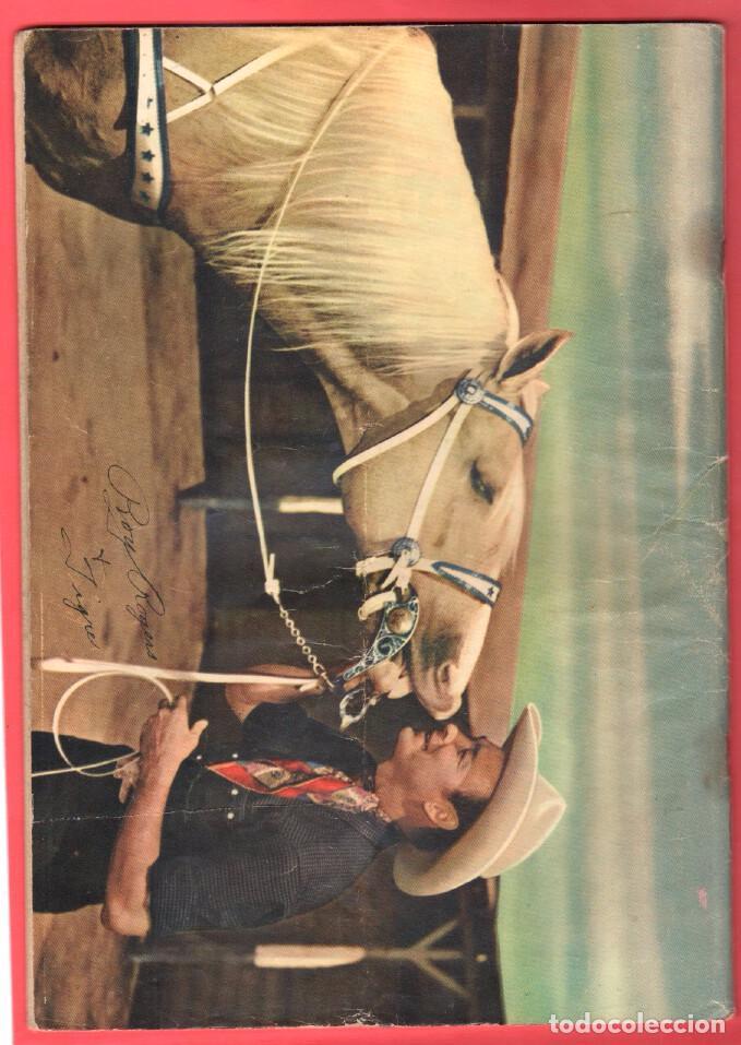 Tebeos: ROY ROGERS Nº 13 EDITORIAL EMSA ( DESPUES SEA- - NOVARO ) SEPTIEMBRE 1953 - Foto 2 - 64113927