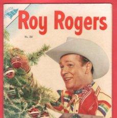 Tebeos: ROY ROGERS Nº 28 EDITORIAL SEA - NOVARO - DICIEMBRE 1954. Lote 64114495