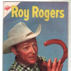 Tebeos: ROY ROGERS Nº 33 EDITORIAL SEA - NOVARO - MAYO 1955. Lote 64115307
