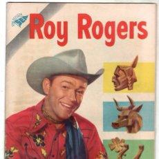 Tebeos: ROY ROGERS Nº 45 EDITORIAL SEA - NOVARO - MAYO 1956. Lote 64116155