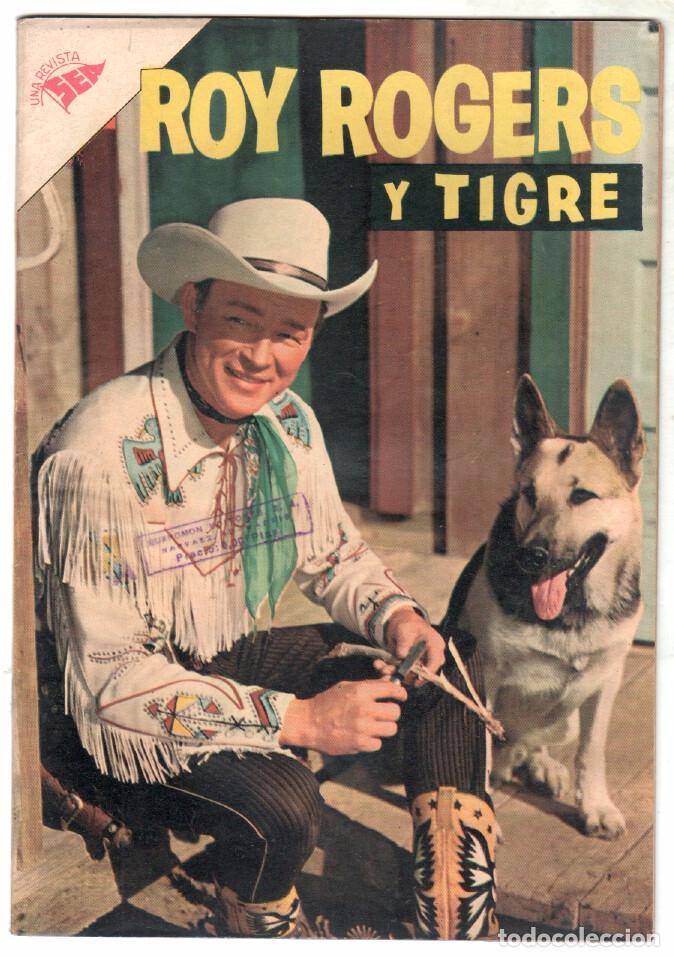 ROY ROGERS Nº 46 EDITORIAL SEA - NOVARO - JUNIO 1956 (Tebeos y Comics - Novaro - Roy Roger)