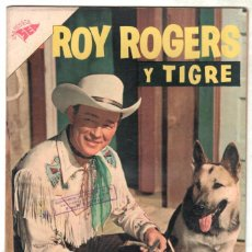 Tebeos: ROY ROGERS Nº 46 EDITORIAL SEA - NOVARO - JUNIO 1956. Lote 64116987