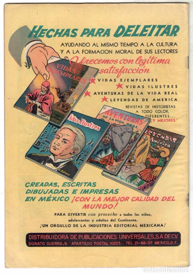 Tebeos: ROY ROGERS Nº 46 EDITORIAL SEA - NOVARO - JUNIO 1956 - Foto 2 - 64116987