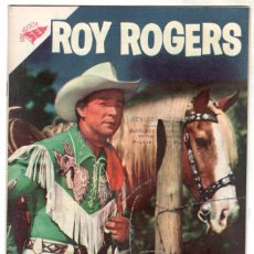 Tebeos: ROY ROGERS Nº 66 EDITORIAL SEA - NOVARO - FEBREO 1958. Lote 64117655