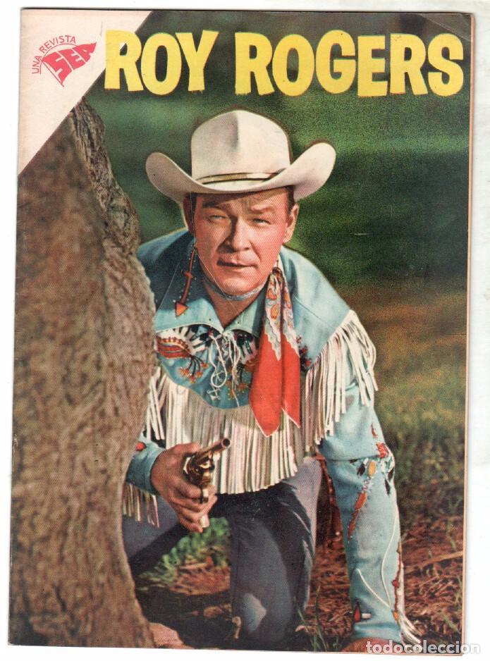 ROY ROGERS Nº 67 EDITORIAL SEA - NOVARO - MARZO 1958 (Tebeos y Comics - Novaro - Roy Roger)