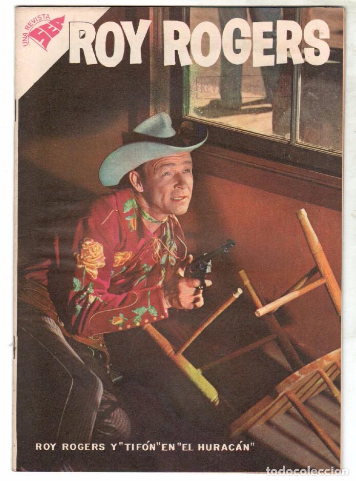 ROY ROGERS Nº 73 EDITORIAL SEA - NOVARO - SEPTIEMBRE 1958 (Tebeos y Comics - Novaro - Roy Roger)