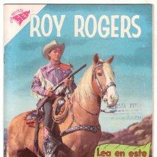 Tebeos: ROY ROGERS Nº 81 EDITORIAL SEA - NOVARO - MAYO 1959. Lote 64120171