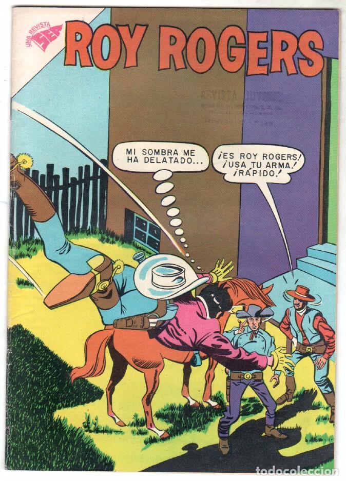 ROY ROGERS Nº 84 EDITORIAL SEA - NOVARO - AGOSTO 1959 (Tebeos y Comics - Novaro - Roy Roger)