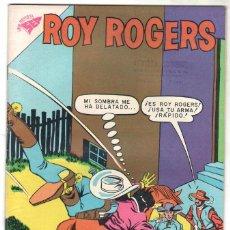Tebeos: ROY ROGERS Nº 84 EDITORIAL SEA - NOVARO - AGOSTO 1959. Lote 64120371