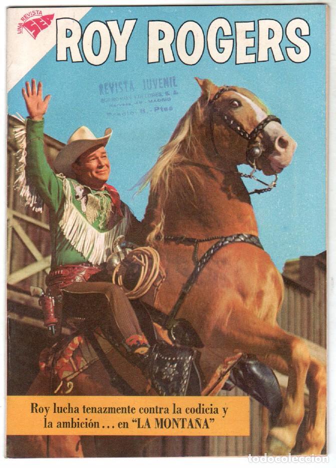 ROY ROGERS Nº 89 EDITORIAL SEA - NOVARO - ENERO 1960 (Tebeos y Comics - Novaro - Roy Roger)