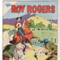 Tebeos: ROY ROGERS Nº 90 EDITORIAL SEA - NOVARO - FEBRERO 1960. Lote 64120487