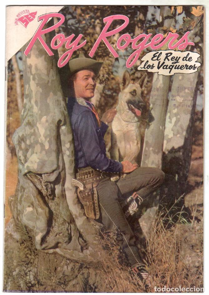 ROY ROGERS Nº 95 EDITORIAL SEA - NOVARO - JULIO 1960 (Tebeos y Comics - Novaro - Roy Roger)