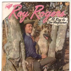 Tebeos: ROY ROGERS Nº 95 EDITORIAL SEA - NOVARO - JULIO 1960. Lote 64120603