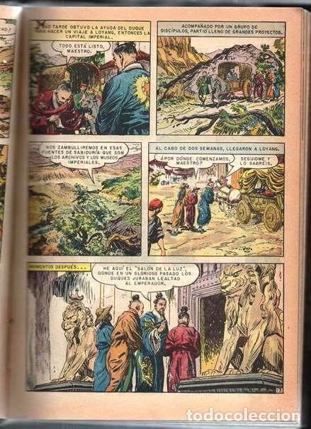 Tebeos: 1 TOMO CON 20 COMICS NOVARO 1958 A 1963 VIDAS ILUSTRES CHAPLIN GARIBALDI TESLA BELL LISZT TWAIN LOND - Foto 13 - 64713199