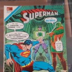 Tebeos: SUPERMAN-SERIE AGUILA- AÑO XXV- 10 FEBRERO DE 1979- EDICIONES NOVARO. NUM 2-1194. Lote 66004130