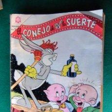 BDs: EL CONEJO DE LA SUERTE Nº 217 EDITORIAL NOVARO. Lote 66015718