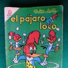 Tebeos: EL PAJARO LOCO Nº 280 EDITORIAL NOVARO. Lote 66016618