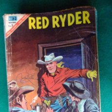 Tebeos: RED RYDER Nº 147 EDITORIAL NOVARO. Lote 66073554