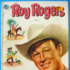 Tebeos: ROY ROGERS Nº 9 - MAYO 1953. Lote 66999778