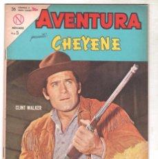 Tebeos: AVENTURA Nº 308 - NOVARO 1963 - CHEYENE. Lote 67205029