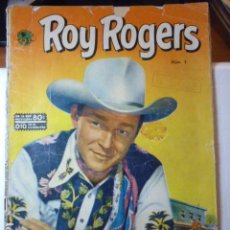 Tebeos - ROY ROGERS Nº 3. AÑO 1952. - 67274449